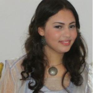 Ghalia, 20 ans