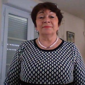 Marlyse, 63 ans