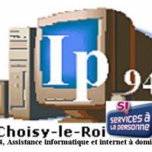 Depannage informatique et internet à domicile - Choisy-le-Roi - Ip94,