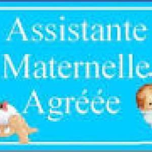 Assistante maternelle agréée disposant de deux agréments à compter de septembre 2015