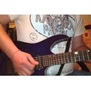 Cours de guitare à domicile débutant/confirmé Blues, rock, métal funk