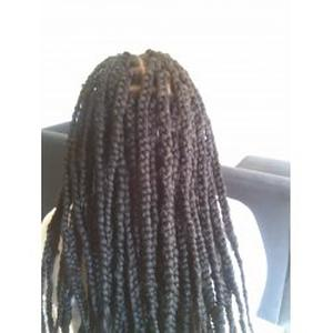 pose crohet braid et tissage
