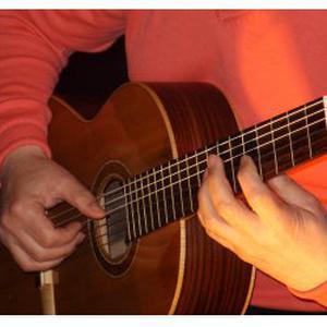 Cours de guitare classique acoustique