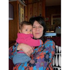 Nadia, assistante maternelle agréée