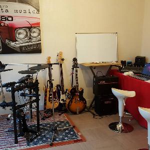 Cours de guitare acoustique et électrique