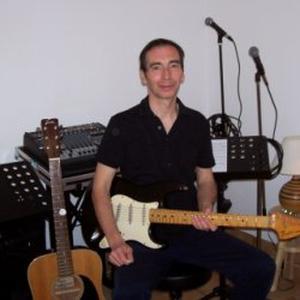 Cours guitare électrique acoustique Aix-en-Provence