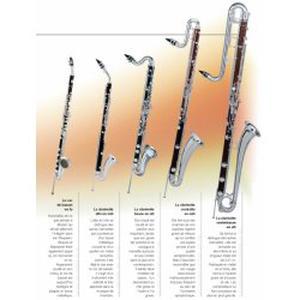 Cours de clarinette a domicile ou chez moi