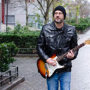 Cours de guitare Rock Pop Blues Funk sur Paris