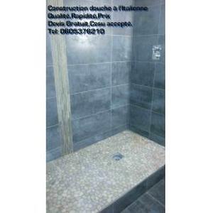 Travaux de construction/rénovation salle de bain, cuisine, habitat. Devis gratuit, cesu acceptés