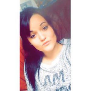 Laura, 19 ans, aide à votre domicile