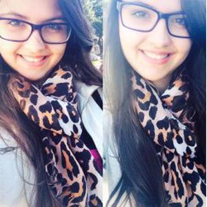 Thayna, 20 ans
