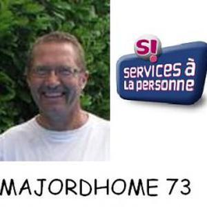 MAJORDHOME73 assure l'entretien de vos espaces verts