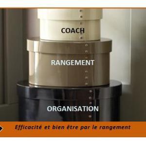 Coach rangement et organisation - Home organiser