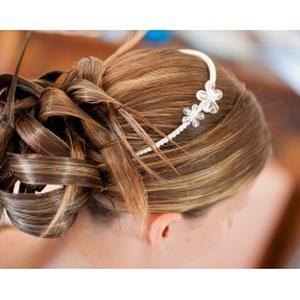 Coiffure et maquillage de mariée