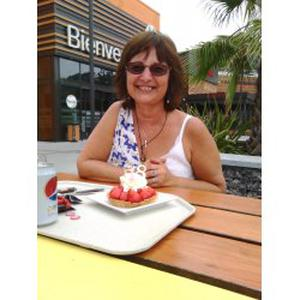Lucie, 58 ans