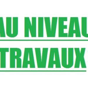 Photo de AU NIVEAU TRAVAUX