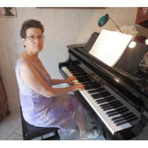 Leçon de piano à domicile