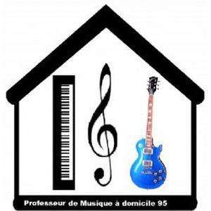 Cours de guitare et piano à domicile Val d'oise 95