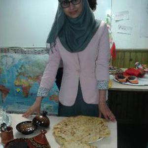 Cours d'arabe pour femmes et enfants