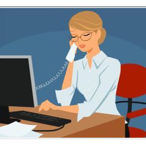Assistante administrative au service des particuliers