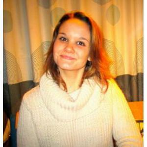 Margaux, 20 ans cherche un emploi d'aide à la personne