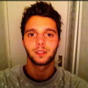 Nicolas, 22 ans, livreur de courses