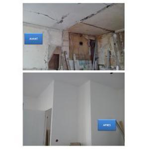 Travaux de rénovation de l'habitat comme l'électricité