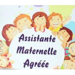 Assistante maternelle agréée depuis 10 ans je dispose d'une place pour garder votre enfant