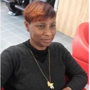 Marie Colette, 57 ans, auxiliaire de vie