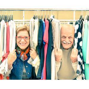 Site Internet spécialisé dans la vente de vêtements pour personnes âgées valides, ou en perte d'autonomie