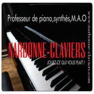 Cours de piano, synthé,MAO,etc...