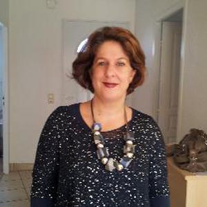 Rim, 52 ans donne des cours d'anglais à Pau