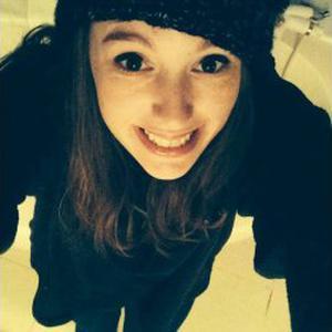 Florine, 20 ans garde d'animaux
