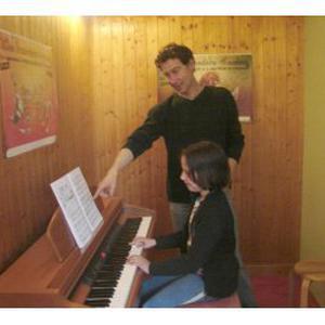 Cours de piano et accordéon