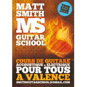 Cours Guitare Valence