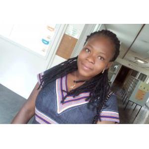Grace, 21 ans aide aux personne handicapées