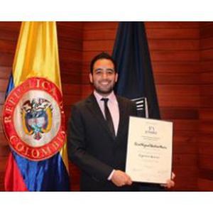 Jeune colombien propose cours d´espagnol