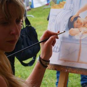 Propose cours de dessin et de peinture (Enfant 9/14ans)
