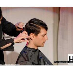 Propose coiffure homme - enfants à domicile - à Paris