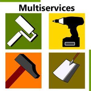 Multiservices jardinage bricolage peinture  14/16€ /H