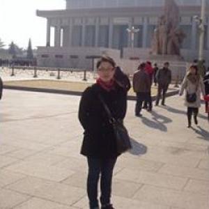 Jie, 35 ans donne des cours de chinois