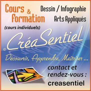 Cours de Dessin (individuel), Infographie, Arts Appliqués Design