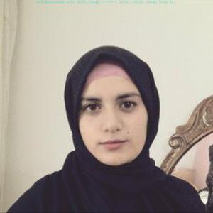 Maha, 23 ans, langue maternelle arabe