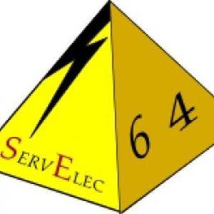SERVELEC64   électricité générale