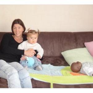 Catherine, 34 ans souhaite garder des enfants