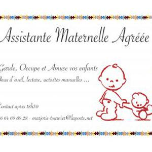 Garde d'enfants  à Montauban - Marjorie TOURNIER