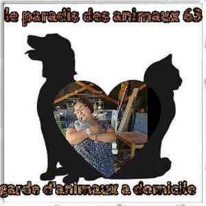 Garde d'animaux à Clermont Ferrand