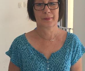 Marie Christine, 55 ans aide au ménage au Mans