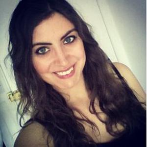 Mélanie, 25 ans donne des cours d'anglais