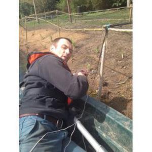 Jeremy, 36 ans propose des travaux de jardinage